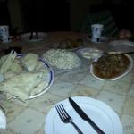 Tradycyjna kolacja