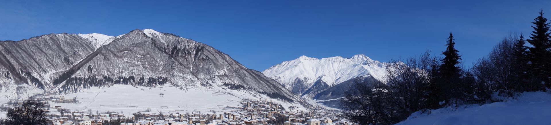 Panorama zMestii