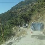 Nepalskie drogi (fot Bożena Grabarczyk)