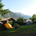 Pole namiotowe (Chamonix)