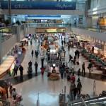 Dubaj lotnisko (fot.Bożena Grabarczyk)