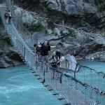 Kolejny most wiszący (fot.Bożena Grabarczyk)