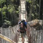 Pierwszy most wiszący