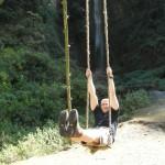 Bambus mnie utrzymał :)