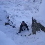 Zimowe podejście naBabuszkę