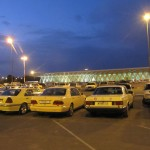 Parking przedlotniskiem