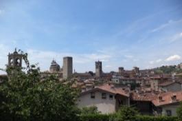 Włochy - Bergamo 2014