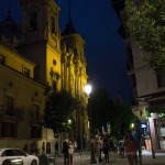 Granada nocą