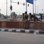 Ulice Delhi