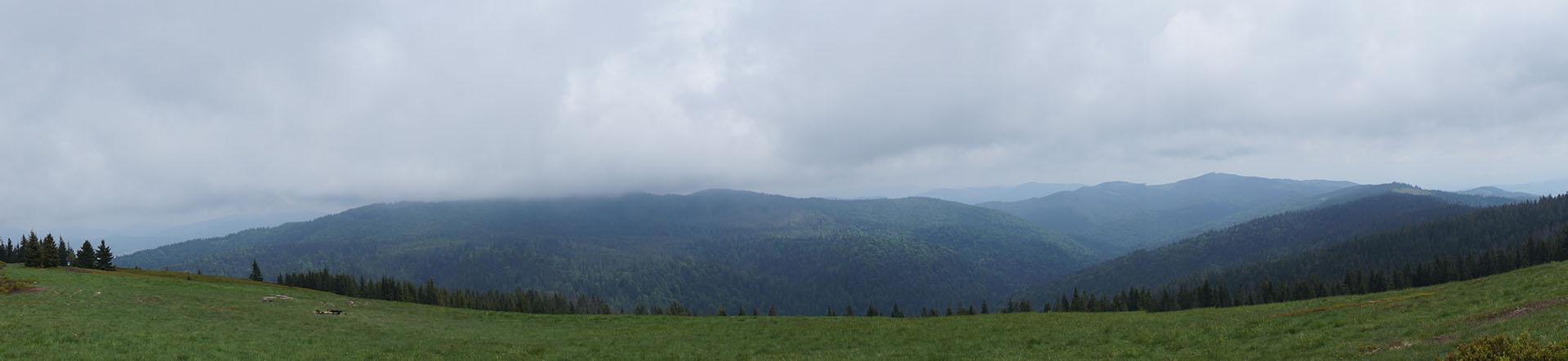 Panorama-Gorce
