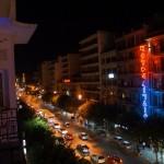 Widok zhotelu Alexandria