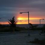 wschód słońca wLitochoro