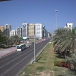 Ulice Abu Dhabi