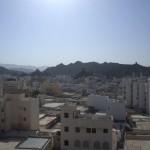 Widok zFortu namiasto - Muscat