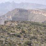 W oddali Wadi Ghul