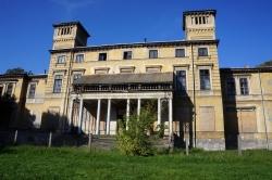 Pałac Potockich wKrzeszowicach 2014
