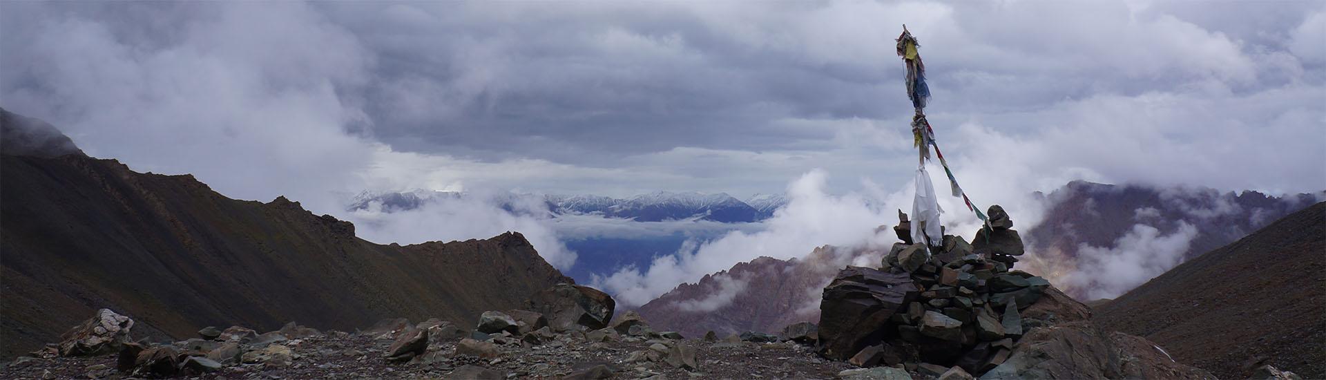 Panorama Stok Kangri