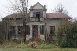 Baligród 2014 – Opuszczony dom Nauczycielki