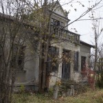 Opuszczony dom Nauczycielki - Baligród