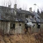 Pastewnik – Opuszczone koszary 352 kompanii radiotechnicznej