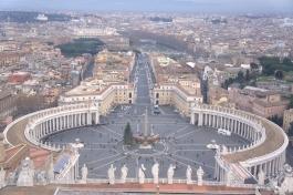 Watykan - Monte Vaticano 2015