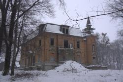 Pałac w Rzuchowie 2015