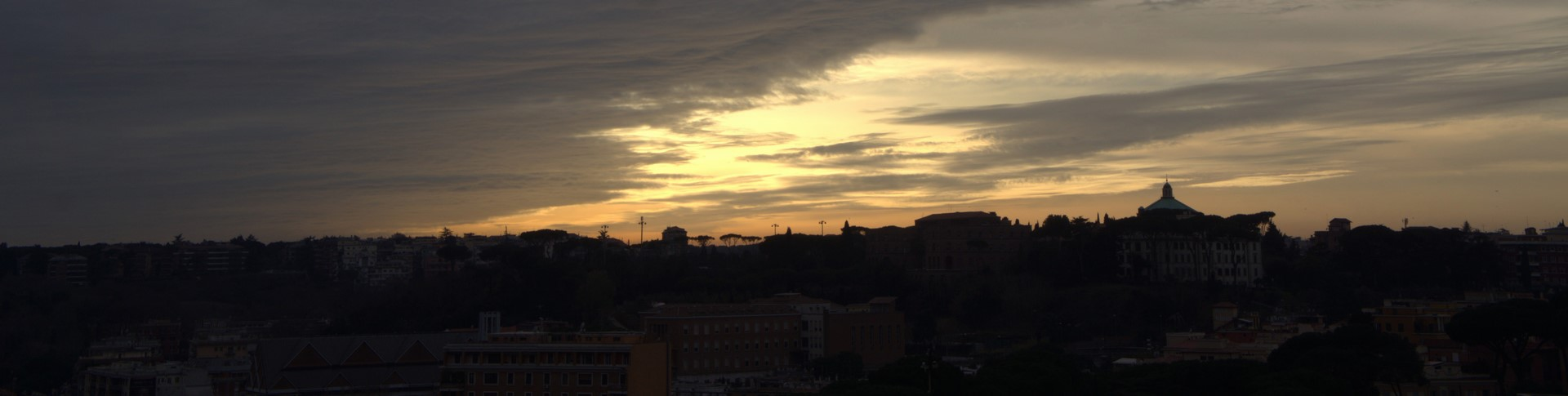 Panorama Rzymu