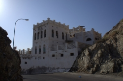 Oman, Muscat 2015 – Opuszczony Hotel