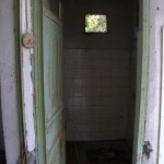 Opuszczony dom wSaittas(Cypr)