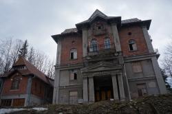 Zakopane 2015 - Pensjonat Sanato