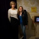 Muzeum figur woskowych Madame Tussauds.