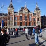 Uliczki Amsterdamu