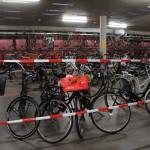 Eindhoven - podziemny parking rowerowy