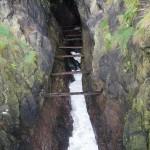 Blackhead path