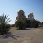 Cerkiew przy rzece Jordan