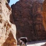 Indiana Jones czyli Petra zadnia :)