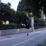 Zmiana warty podPałacem Prezydenckim