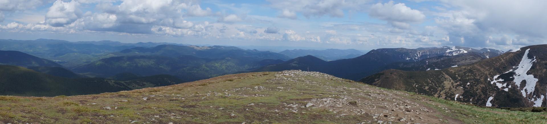 Karpaty Panorama