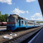 Dworzec Ivano - Frankowsk