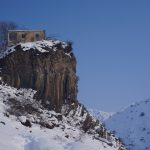 Garni - dom nawzgórzu