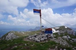 Bośnia i Hercegowina - Maglić 2015