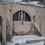 Erywań - rejon Kaskad