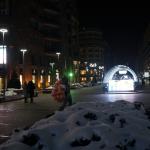 Erywań nocą