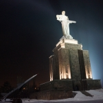 Erywań - Pomnik Matki Armenii