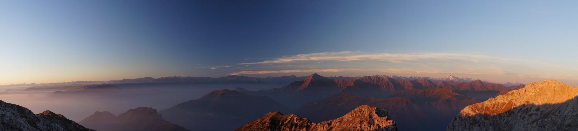 Widok zPółnocnej Grigny