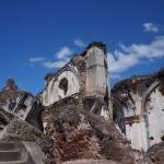 """Ruiny klasztoru i kościoła """"La Recolección"""""""