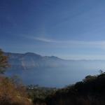 Widok na jezioro Atitlan