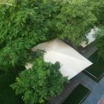 Widok z balkonu hotelowego