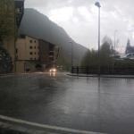 Z niewinnego deszczu ...