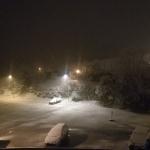 w nocy zrobiło się biało :)
